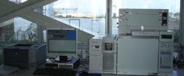 Laboratorio de Cromatografia
